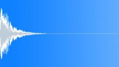 Metallic Elements Hard Hit 5 (Stun, Impact, Crash) Sound Effect