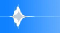 Reverse Whoosh To Metallic Elements Hit 3 (Impact, Suspense, Trailer) Sound Effect