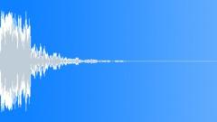 Trailer Sub Bomb Impact (Low, Deep, Hit) Sound Effect