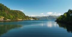 4k, norwegian sea, norway Stock Footage