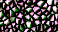 Morphing Colored Background Vj Loop Stock Footage