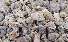 Frankincense, resin Stock Photos