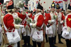 Carnival association, carnival, cologne, north rhine-westphalia, germany Stock Photos