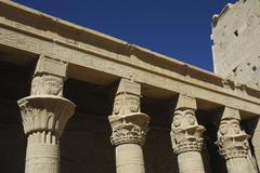 Temple of hatshepsut in luxor, egypt, africa Stock Photos