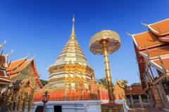 chiangmai, thailand - stock photo