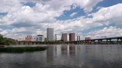 Richmond, Virginia, USA Stock Footage
