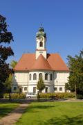 Stock Photo of donaueschingen - christuskirche - baden wuerttemberg, germany, europe.