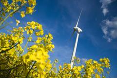 regenerative energy - stock photo