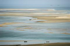 Stock Photo of coast at inhaca island, mozambique, africa