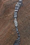 Stock Photo of volcanic rock formations at the cliffs of, ribeira da janela, madeira, portug
