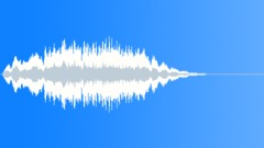 Haunted breath tension drone - sound effect