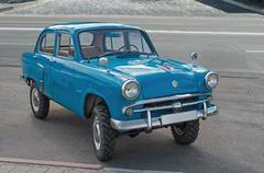 vehicle retro - stock photo