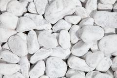 White stones Stock Photos