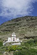 Stock Photo of Chapel of Villaverde Ardales Andalucia Spain Europe
