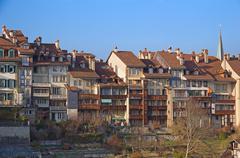Old city of bern Stock Photos