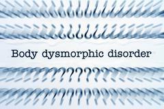 Body dysmorphic disorder Stock Photos