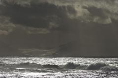 Stock Photo of Clouds in the sky Isfjorden Spitsbergen Svalbard Islands Svalbard and Jan Mayen