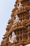 Stock Photo of gopura of the nanjundeshwara or srikanteshwara temple, hindu temple, dravidia