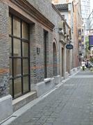 Street, shanghai, china, asia Stock Photos