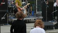 Stock Video Footage of Kids, dance, Rock, rock band, concert, show, music, performance, musicians, 4K