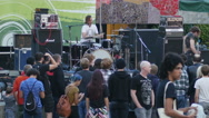 Stock Video Footage of Rock, rock band, concert, show, music, performance, musicians, 4K