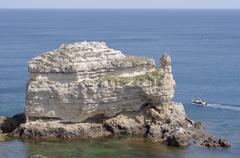 Turtle rock, peninsula tarhankut, tarhan qut, crimea, ukraine, e Stock Photos
