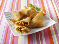 food photos & pictures of oriental & chinese  recipes food  available as stoc - stock photo
