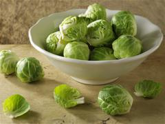 Food photos & pictures of brussels sprouts available as stock photos, picture Stock Photos