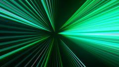 Laser light rays - stock footage