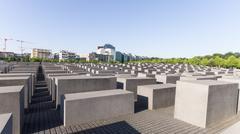Jewish Holocaust memorial in Berlin, Germany Kuvituskuvat