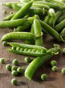 Food photos & pictures of fresh peas & beans available as stock photos, pictu Stock Photos