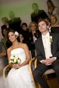 Stock Photo of civil ceremony