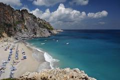 Kyra panagia, island of karpathos, aegean islands, dodecanese, aegean sea, gr Stock Photos