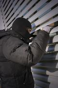 Burglar Stock Photos