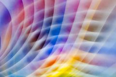 Stock Illustration of colorful geometric composition in acrylics, artist gerhard kraus, kriftel, ge