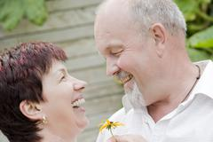 Happy elderly couple, 50+ Stock Photos
