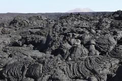 Sea of lava in timanfaya national park, lanzarote, canary islands, spain, eur Kuvituskuvat