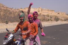 Hindu Festival Kuvituskuvat