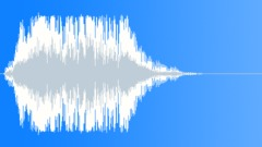 Loud pain male scream - sound effect