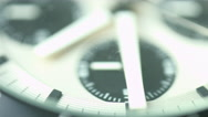 Stock Video Footage of Ticking watch