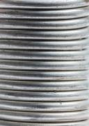 solder as macro and background structure - stock photo