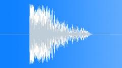 PBFX Cinematic drum hit trailer 1218 Sound Effect
