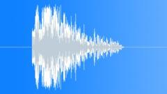 PBFX Cinematic drum hit trailer 1216 Sound Effect