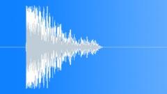 PBFX Cinematic drum hit trailer 1215 Sound Effect