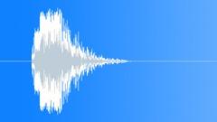 PBFX Dramatic door slam hit ricochet 1156 Sound Effect