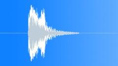 PBFX Dramatic hit deep electronic 1255 Äänitehoste