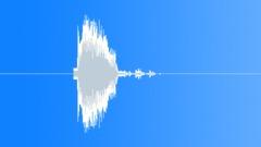 PBFX Dramatic hit hiss electricity debris 1132 Sound Effect