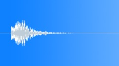 PBFX Dramatic hit slam door 1107 - sound effect