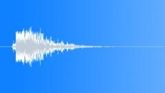 PBFX Dramatic hit slam door rvrb 1116 Sound Effect