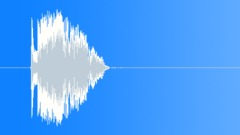 PBFX Dramatic stab laser shot deep 1246 Sound Effect